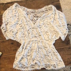 Lace Miss Top